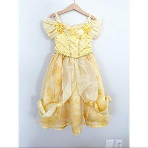 Disney Princess Belle Dress 3T-4T